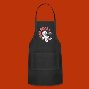 Rag Dolls MC MC - Adjustable Apron