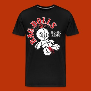 Rag Dolls MC MC - Men's Premium T-Shirt