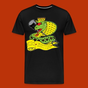 Upsetters Cobra - Men's Premium T-Shirt