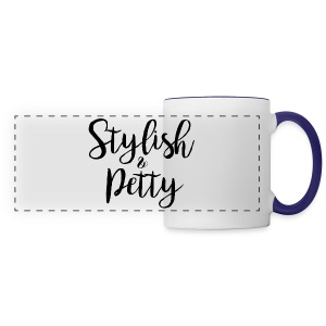 Stylish & Petty - Panoramic Mug