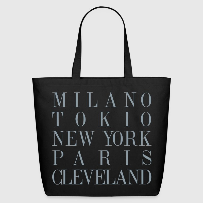 Cleveland Bags & backpacks - Eco-Friendly Cotton Tote
