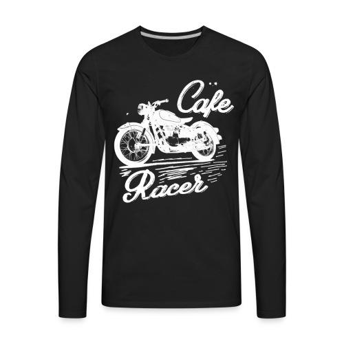 Cafe Racer - Men's Premium Long Sleeve T-Shirt
