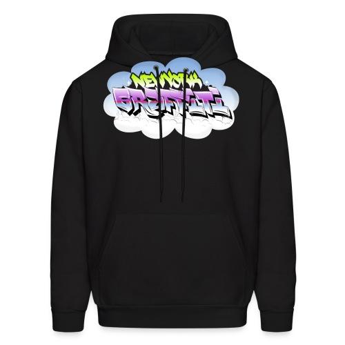 VERS - Design for New York Graffiti Color Logo - Men's Hoodie