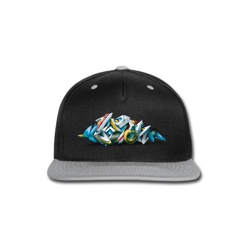 Phame Design for New York Graffiti  - 3D Style - Snap-back Baseball Cap