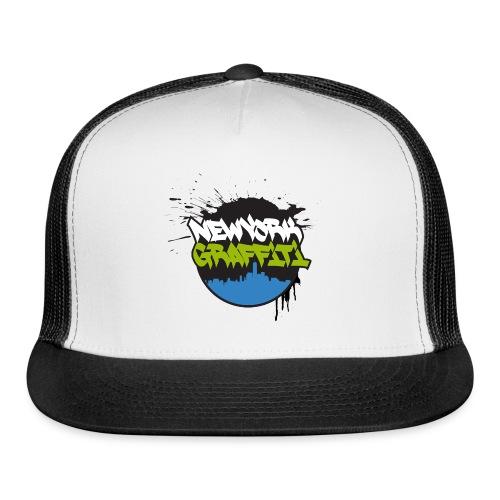 VERS - Design for New York Graffiti Color Logo - Trucker Cap