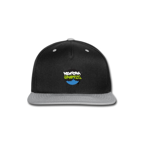 VERS - Design for New York Graffiti Color Logo - Snap-back Baseball Cap