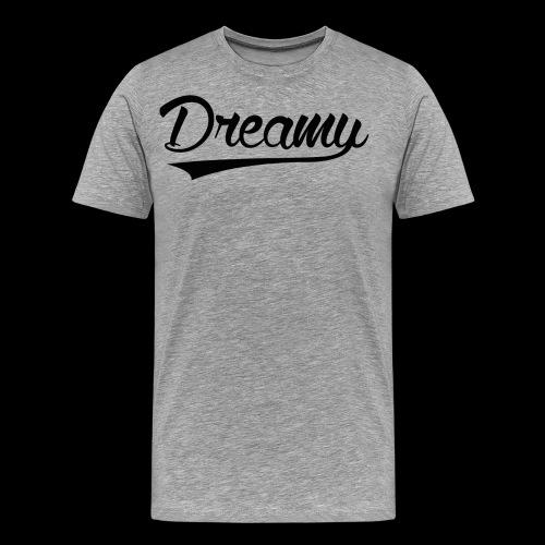 WiD Script Black - Men's Premium T-Shirt