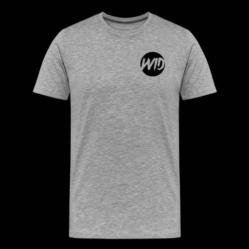 WiD Circle Sweater - Men's Premium T-Shirt
