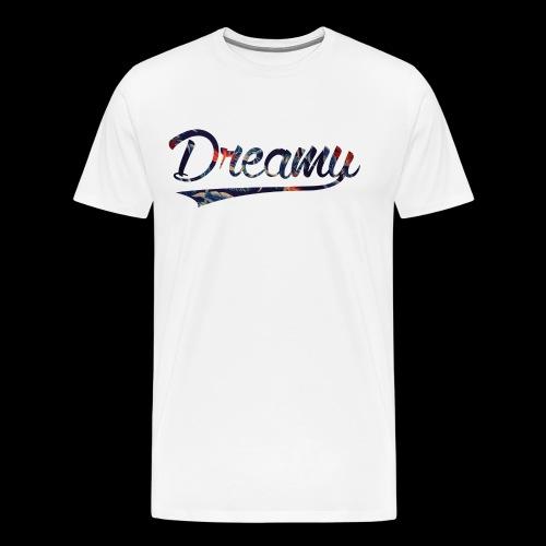 WiD Script Floral - Men's Premium T-Shirt