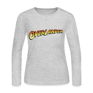 Overlander - Women's Long Sleeve Jersey T-Shirt