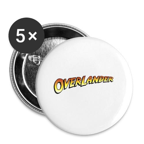 Overlander - Large Buttons