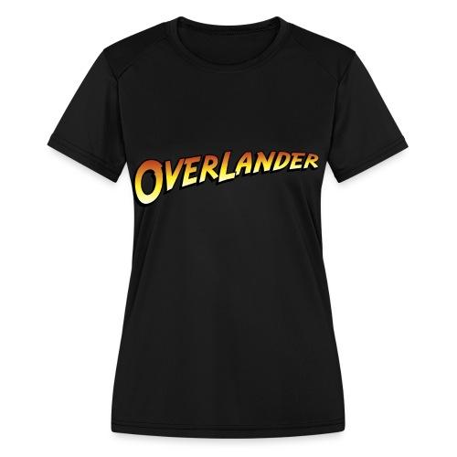 Overlander - Women's Moisture Wicking Performance T-Shirt