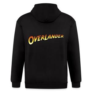 Overlander - Men's Zip Hoodie