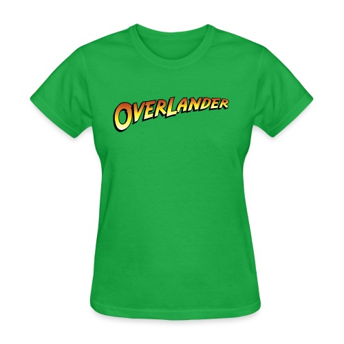 Overlander - Women's T-Shirt