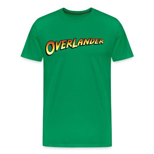 Overlander - Men's Premium T-Shirt