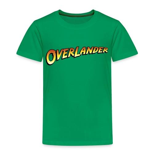 Overlander - Toddler Premium T-Shirt