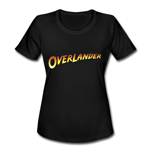 Overlander - Women's Moisture Wicking Performance T-Shirt