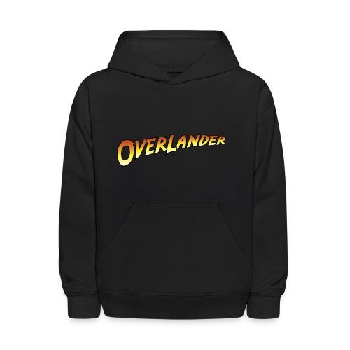 Overlander - Kids' Hoodie