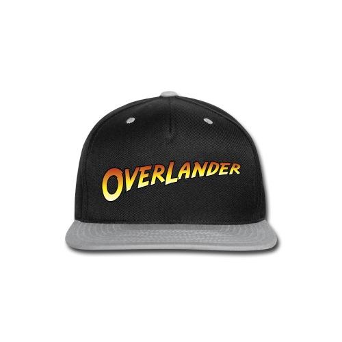 Overlander - Snap-back Baseball Cap
