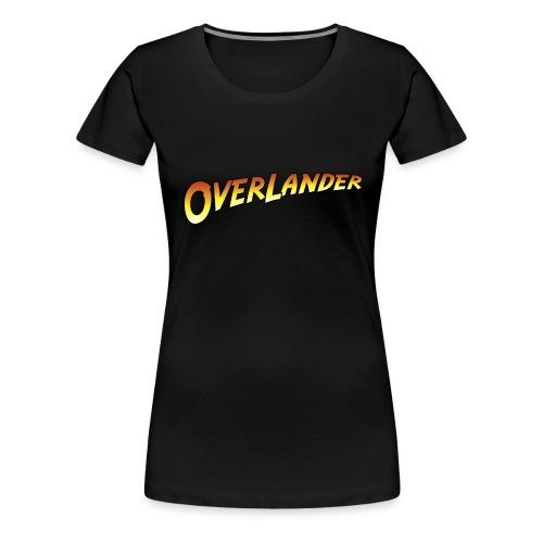 Overlander - Women's Premium T-Shirt