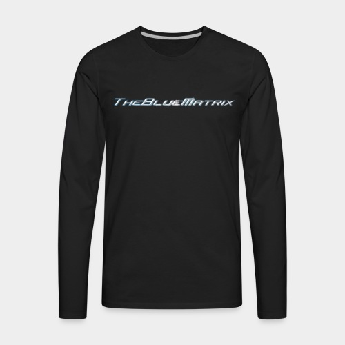 TBM Chrome Shirt Male - Men's Premium Long Sleeve T-Shirt