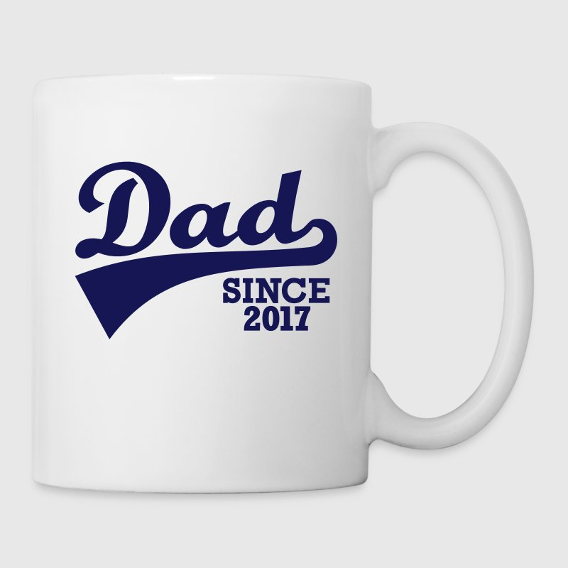 Dad 2017 Mugs & Drinkware - Coffee/Tea Mug