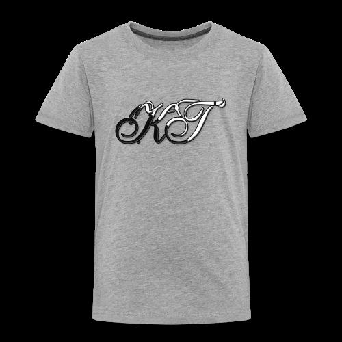 KhyrasTech Logo Kid's Hoodie - Toddler Premium T-Shirt