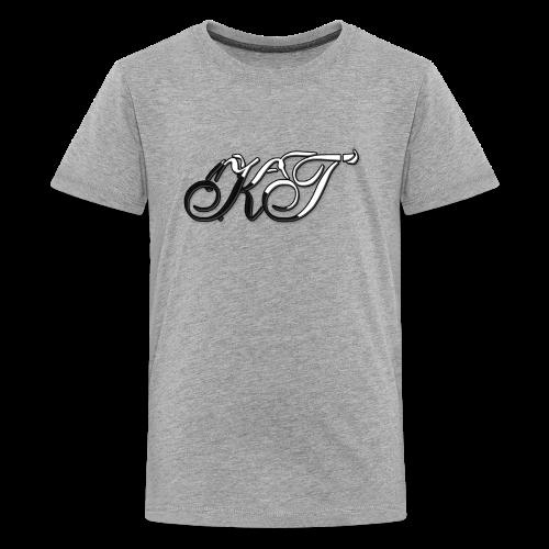KhyrasTech Logo Kid's Hoodie - Kids' Premium T-Shirt