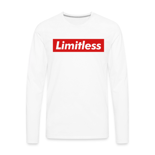 Limitless - Men's Premium - Men's Premium Long Sleeve T-Shirt