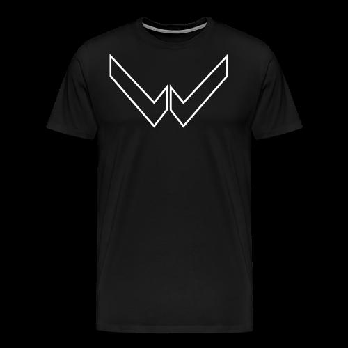Original WicKed Gaming Hoodie - Men's Premium T-Shirt