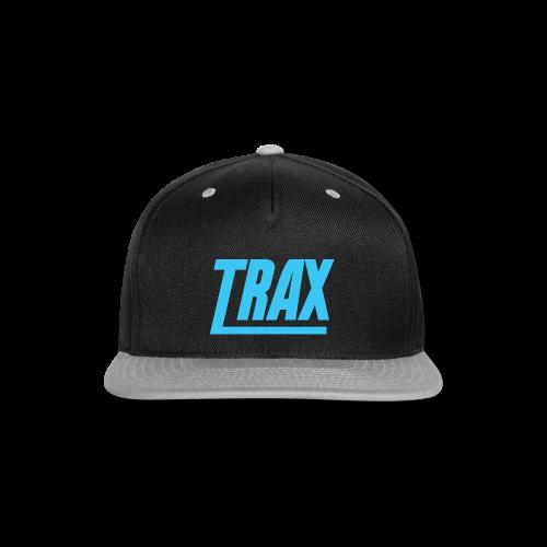 Trax's Signature Design - Snap-back Baseball Cap