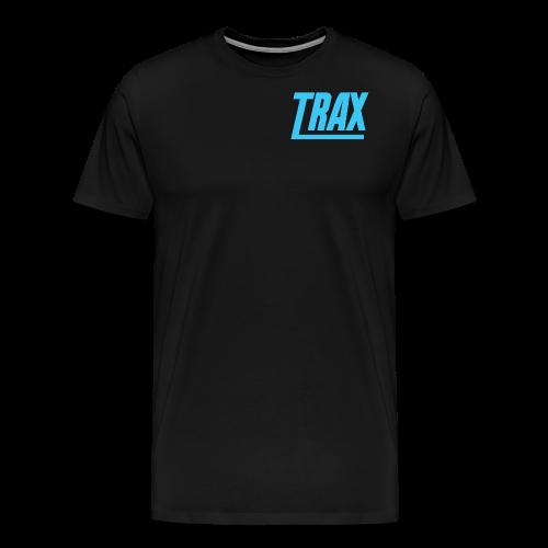 Trax's Signature Design - Men's Premium T-Shirt