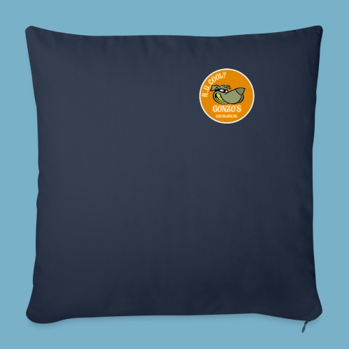 Gonzo's R.U. Cool - Throw Pillow Cover