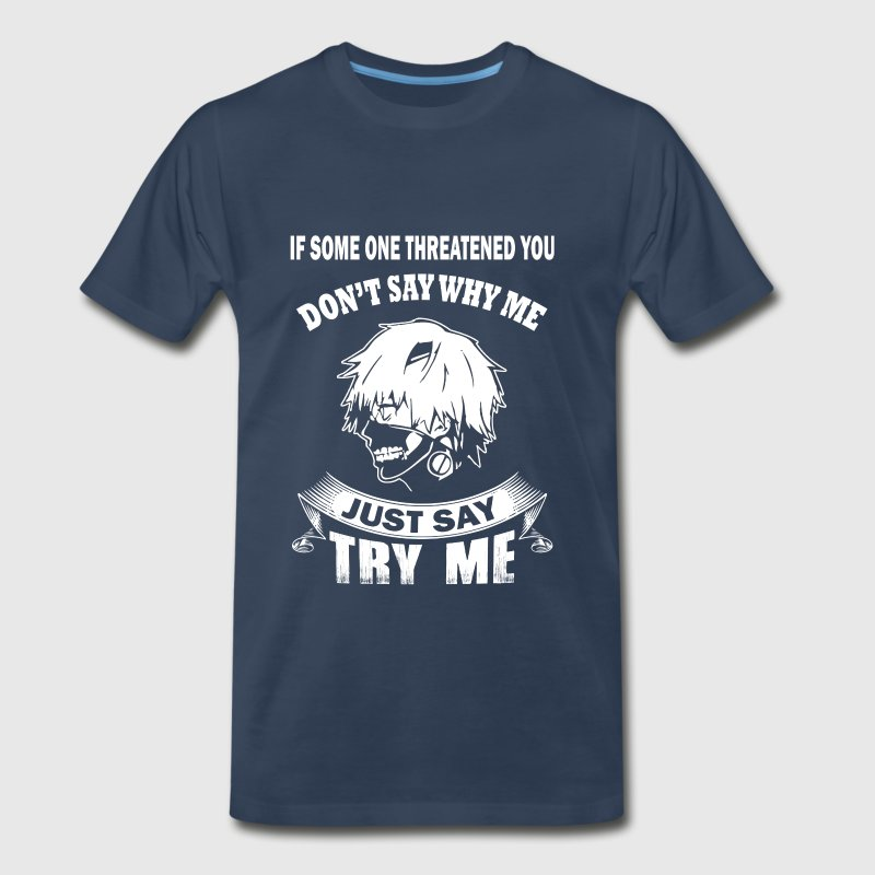Tokyo ghoul-Tokyo ghoul t-shirt for anime fans - Men's Premium T-Shirt
