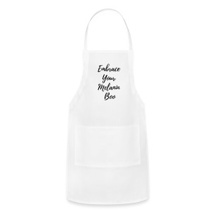 Embrace Your Melanin Boo - Adjustable Apron