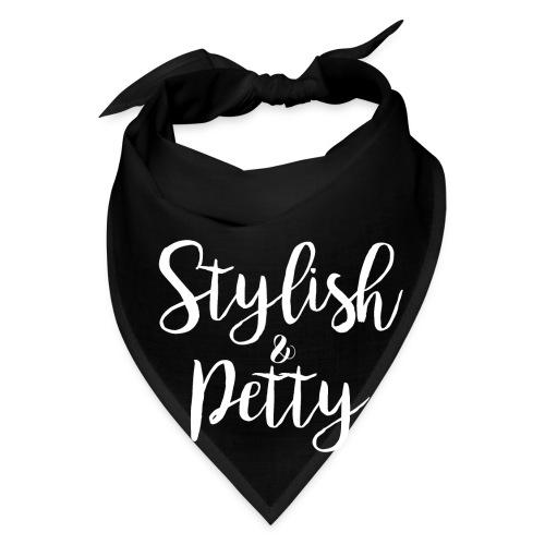 Stylish & Petty Tote - Bandana