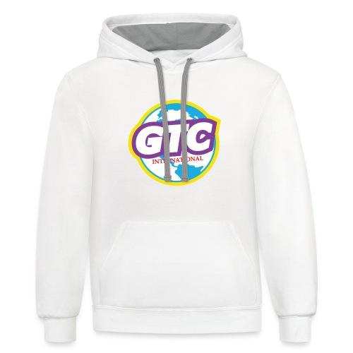 GTC International - Contrast Hoodie
