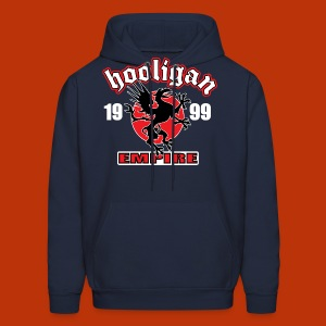 United Hooligan Blue - Men's Hoodie