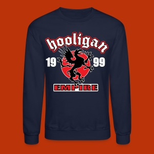 United Hooligan Blue - Crewneck Sweatshirt
