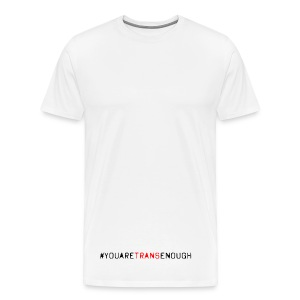 Don't Forget Trans Dads - Men's Premium T-Shirt