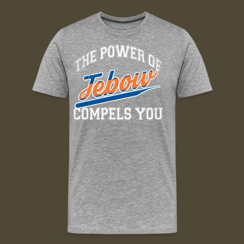 The Power Of  - Men's Premium T-Shirt
