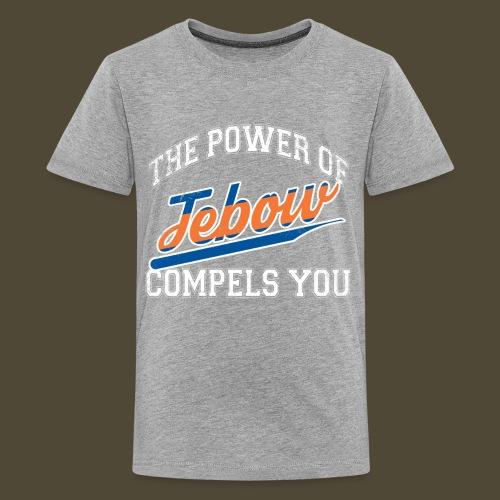 The Power Of  - Kids' Premium T-Shirt