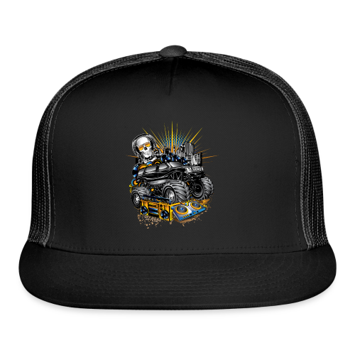 Monster Cadillac Escalade - Trucker Cap