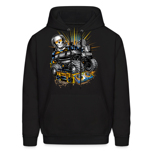 Monster Cadillac Escalade - Men's Hoodie