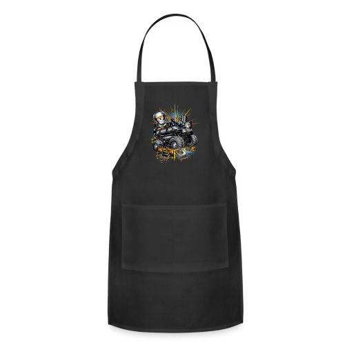 Monster Cadillac Escalade - Adjustable Apron