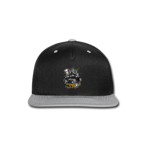 Monster Cadillac Escalade - Snap-back Baseball Cap