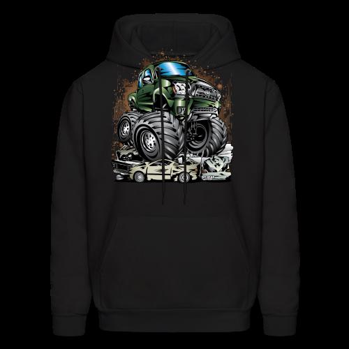 Tacoma Monster Truck Green - Men's Hoodie