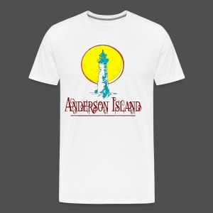 Men's Lighthouse l - Men's Premium T-Shirt