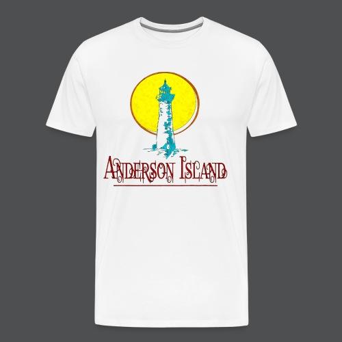 Men's Lighthouse l - Men's Premium T-Shirt