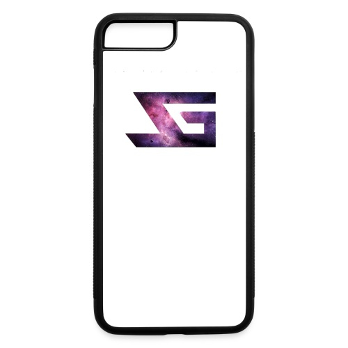 Iphone 6s Phone Case (Galaxy Logo) - iPhone 7 Plus/8 Plus Rubber Case